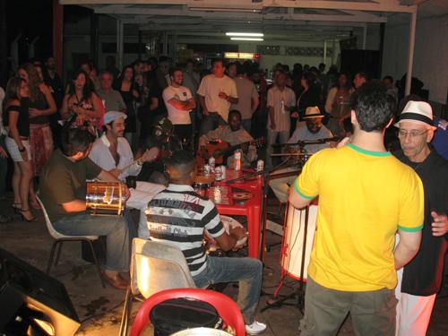 Anhanguera dá Samba VI