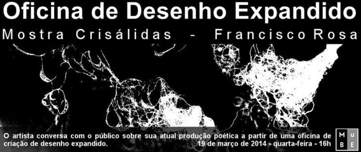OFICINA DE DESENHO NO MUBE - GRÁTIS