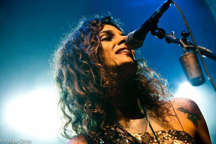 Céu em show Nov/2012. Foto: Felipe Diniz / Uol Entretenimento
