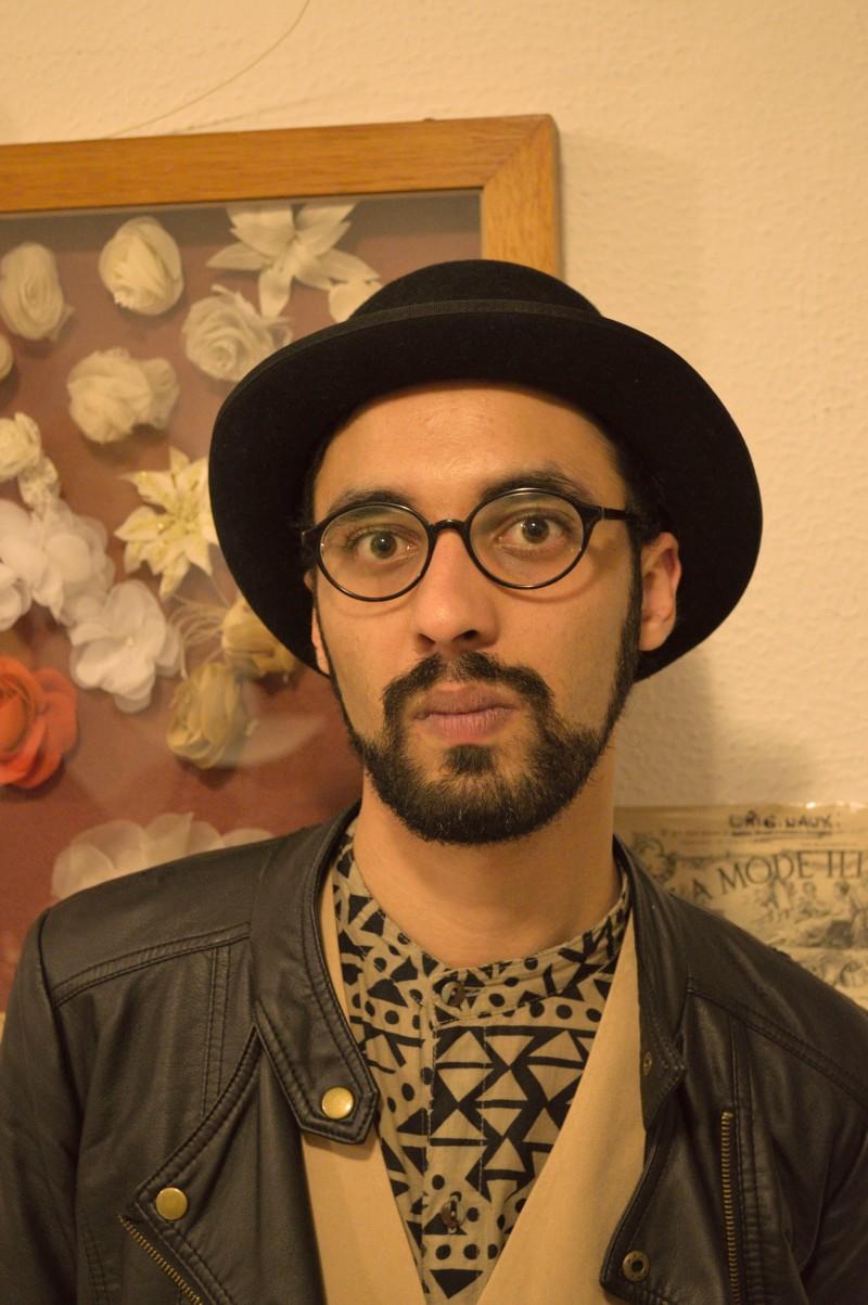 Brunno Almeida Maia - foto DELLAVESTRUZ